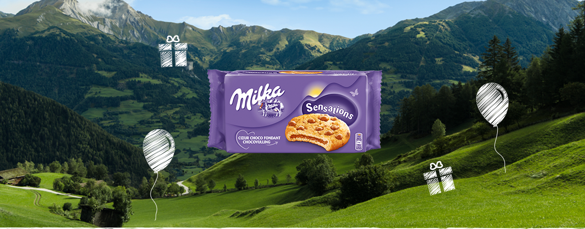 Milka Cookie Sensation