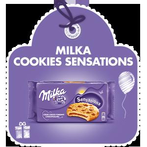 Milka Cookie Sensation
