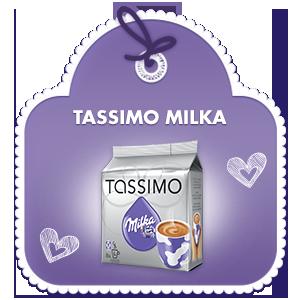Milka Tassimo