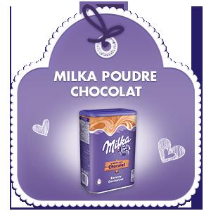 Milka Poudre Chocolat