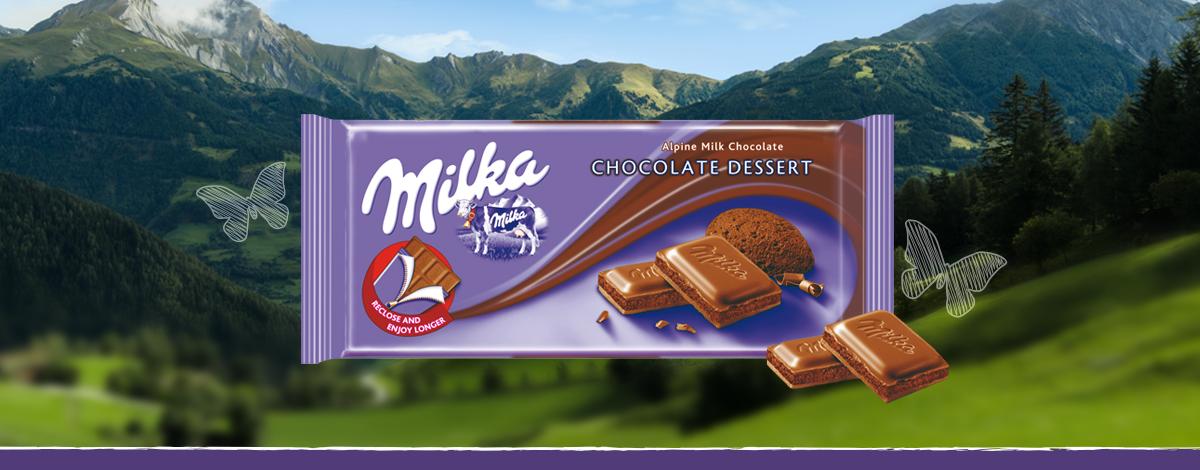 Milka Dessert AU Choco