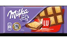 Milka Sandwich Lu