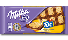 Milka Sandwich Tuc