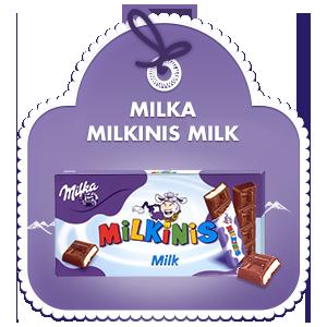 Milka Milkinis Lapte 87.5g