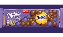 Milka Bubbly Caramel