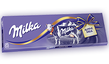 Milka Lapte 250g
