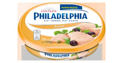 Philadelphia al Tonno