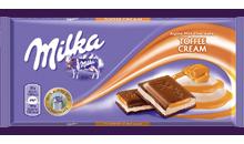 MILKA TOFFEE CREAM 100G