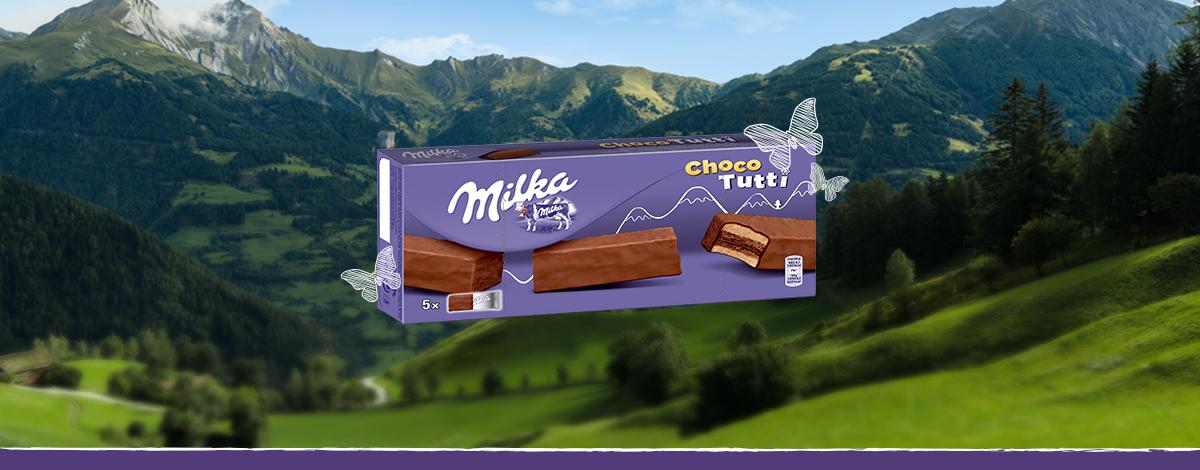 Milka Choco Tutti