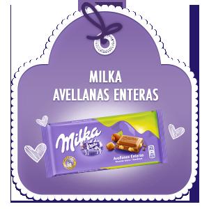 MILKA AVELLANAS ENTERAS