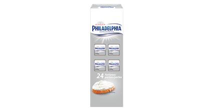 Philadelphia Naturel Mini's (24 x 16,66g)