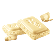 MILKA CHOCOLATE BLANCO
