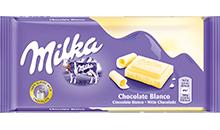 MILKA CHOCOLATE BLANCO