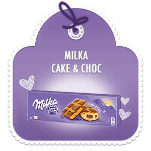 CAKE & CHOC