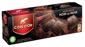Chocolat Mignonnette Noir de Noir Côte d'Or