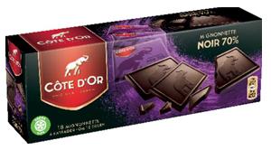 Chocolat Mignonnette Intense Cacao Côte d'Or