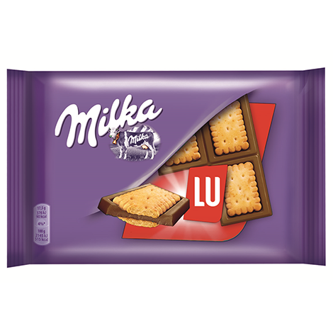 Chocolat - Milka Lu Pocket 35g Alt Mondelez Pro