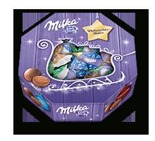 Milka Weihnachtsteller 144g