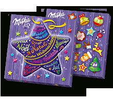 Milka Mix-Adventskalender 219g