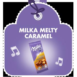 Milka Melty Caramel