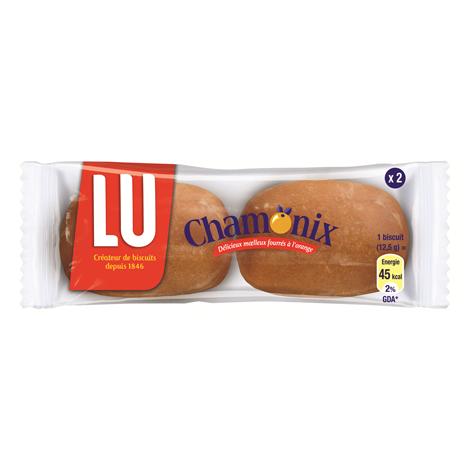 Biscuits - Gateaux - LU Chamonix x2 x120 Alt Mondelez Pro