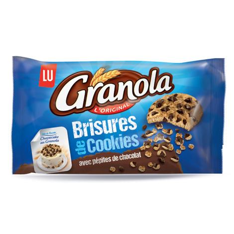 Ingrédients - accompagnements - Brisures de Biscuits Granola Alt Mondelez Pro
