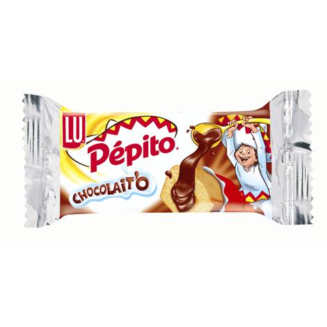 Biscuits - Gateaux - LU Pépito Choco Lait'o fourré x168 Alt Mondelez Pro