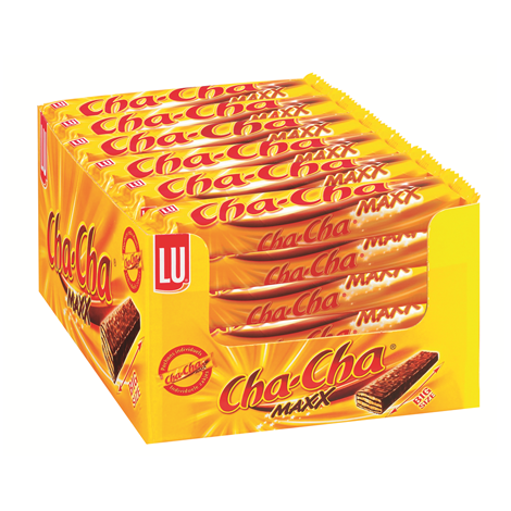 Biscuits - Gateaux - Cha cha maxx 34g 1 présentoir de 36 Alt Mondelez Pro