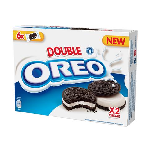 biscuits gateaux Oreo double crème 6 sachets de 2 biscuits Alt Mondelez Pro