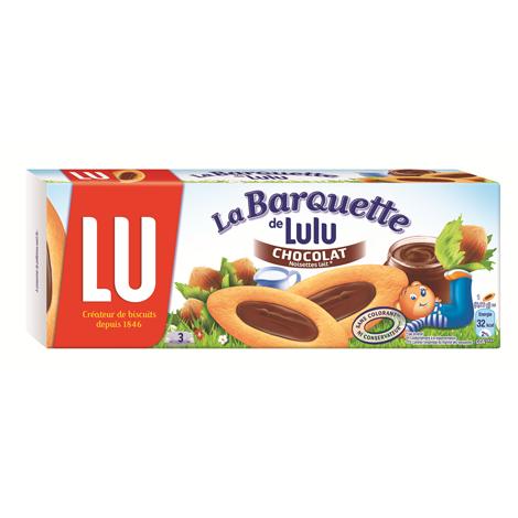 Biscuits - Gateaux - Barquette 3 Chatons Chocolat Noisettes Alt Mondelez Pro