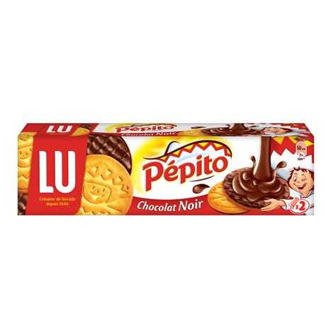 Biscuits - Gateaux - Pépito chocolat noir Alt Mondelez Pro