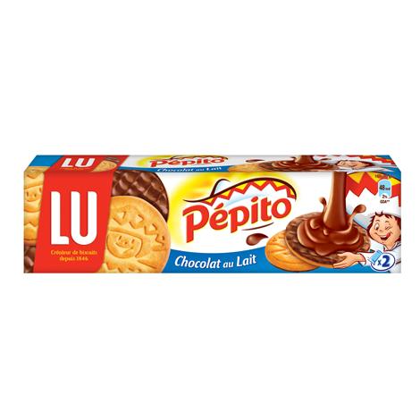 Biscuits - Gateaux - Pépito chocolat au lait Alt Mondelez Pro