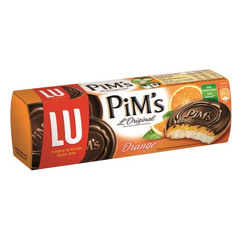 Biscuits - Gateaux - Pim's Orange Alt Mondelez Pro