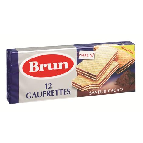 biscuits gateaux Brun Gaufrette saveur chocolat Alt Mondelez Pro