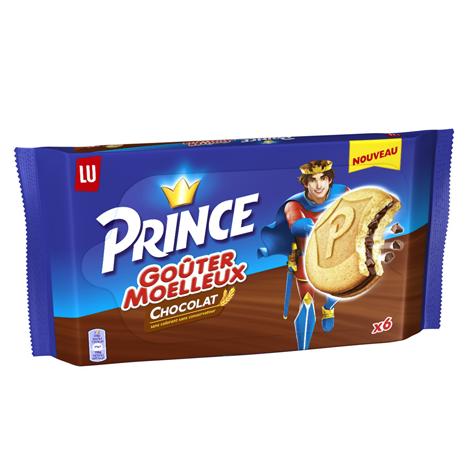 biscuits gateaux Prince Goûter Moelleux chocolat 180g Alt Mondelez Pro