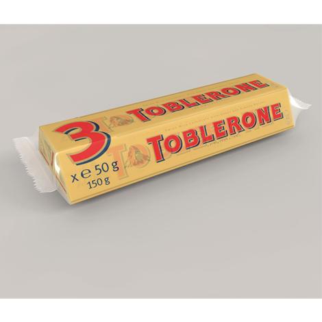 Chocolat - Toblerone Lait 3x50g alt Mondelez Pro