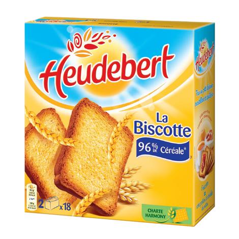 biscuits gateaux Heudebert 36T Nouveauté Alt Mondelez Pro