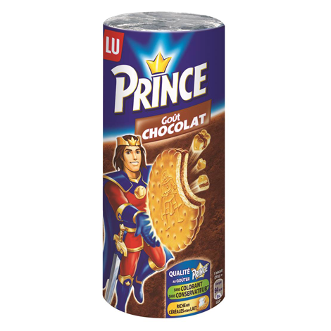 biscuits gateaux Prince Chocolat 300g Alt Mondelez Pro