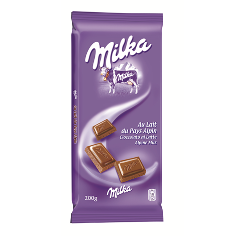 Chocolat Milka Lait 200g Alt Mondelez Pro