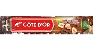Chocolat Bâton Lait Noisettes Entières Côte d'Or