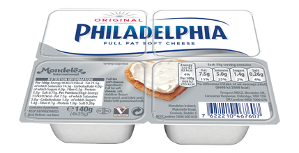 Philadelphia Original Minitubs