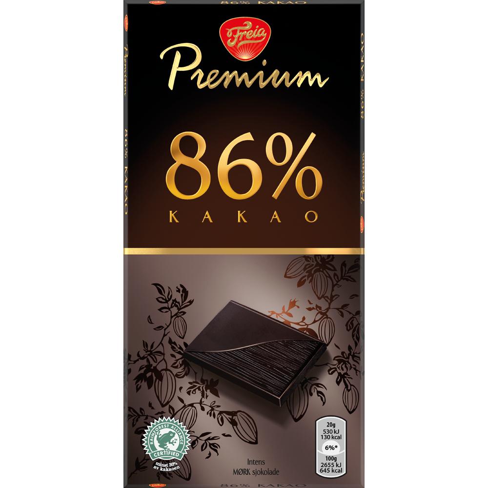 Freia Premium 86 (100 g)