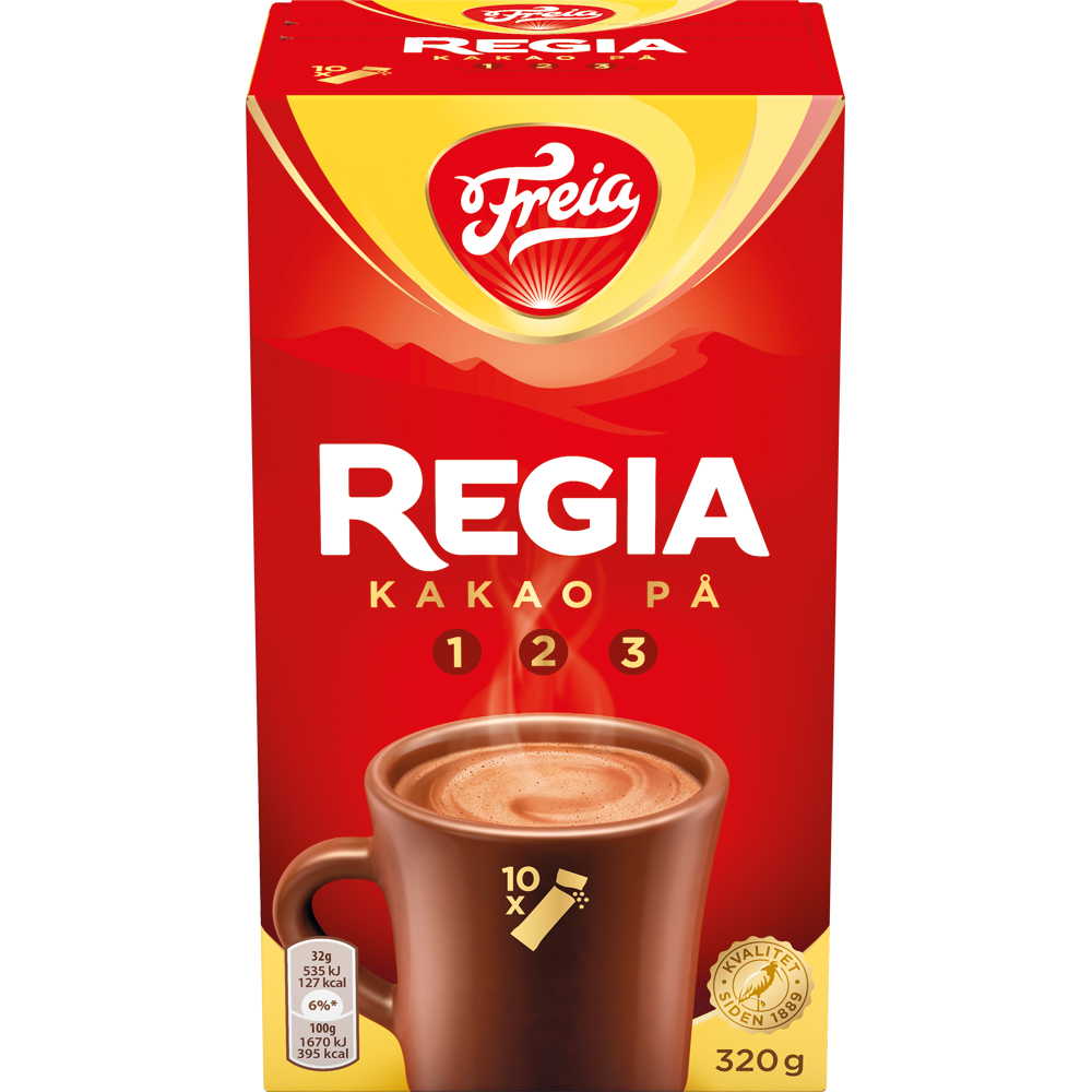 Freia Regia Kakao 10pk (320 g)