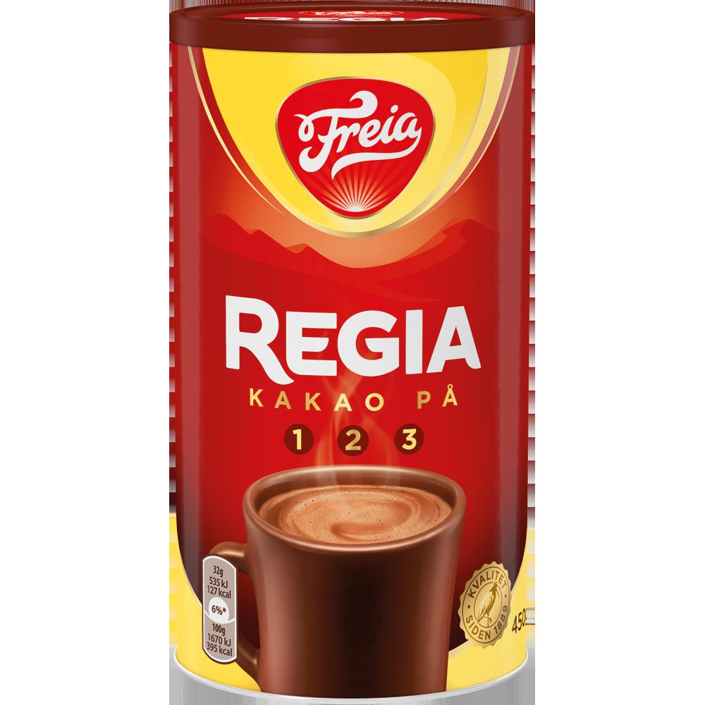 Freia Regia Sjokoladedrikk boks (450 g)