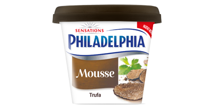 Philadelphia Mousse Trufa