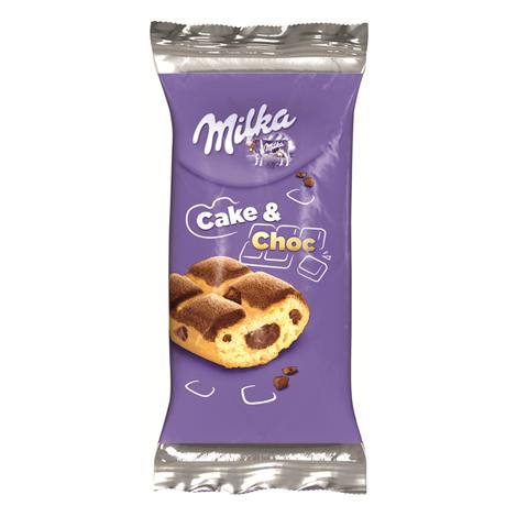 Biscuits - Gateaux - Milka Cake and Choc 35g Alt Mondelez Pro