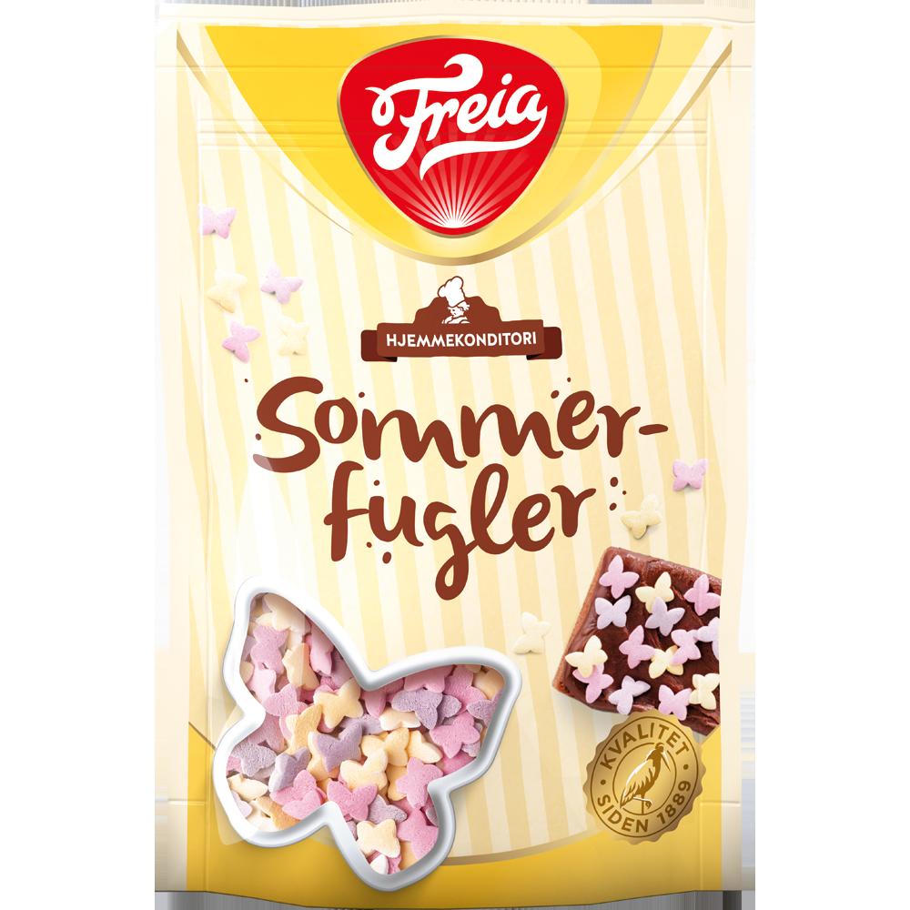 Freia Sommerfuglstrøssel (40 g)