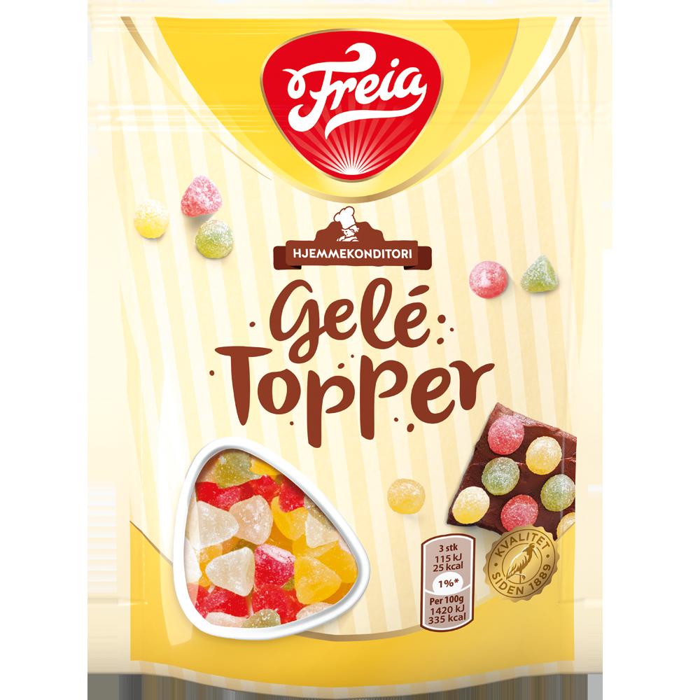 Freia Gelétopper (100 g)