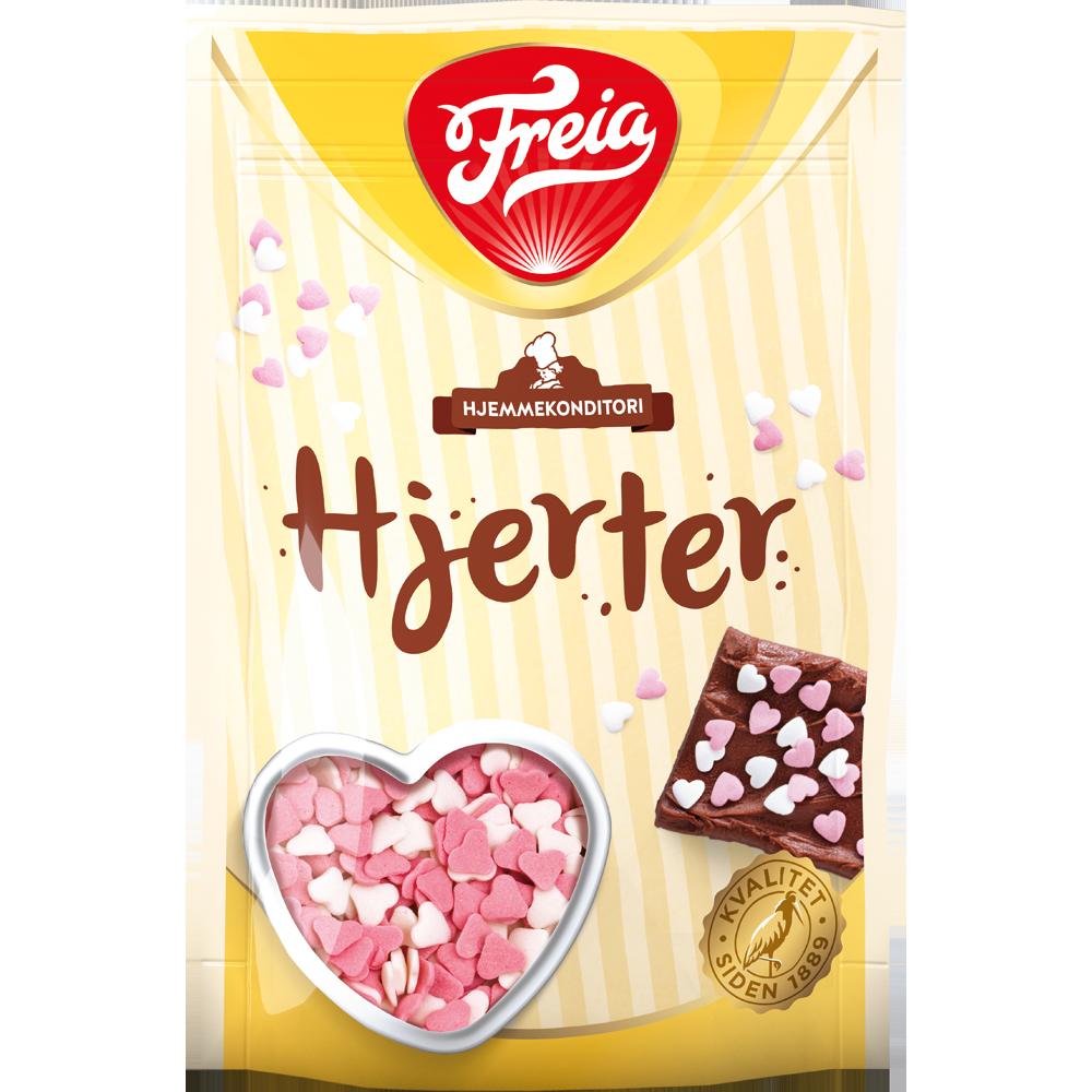 Freia Hjertestrøssel (40 g)