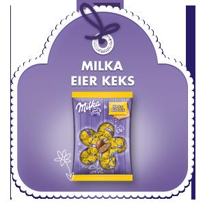 Milka Eier Keks 86g